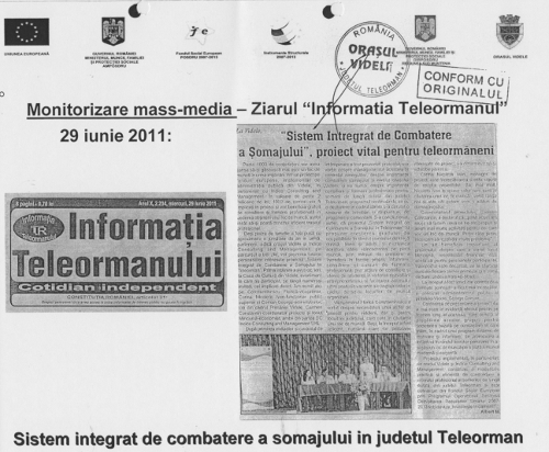 monitorizare media